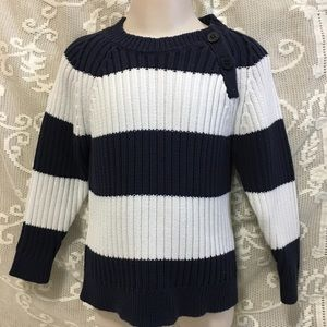 IL Gufo Girls Long Sleeves Knit Sweater NWT